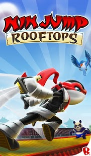 NinJump Rooftops- screenshot thumbnail