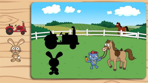 Horse Puzzle for Kids Games