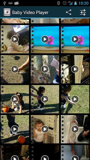 Baby Video Player