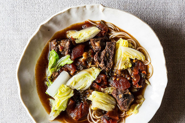 My Mom'S Taiwanese Beef Noodle Soup Recipe