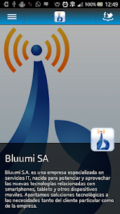 Bluumi - screenshot thumbnail