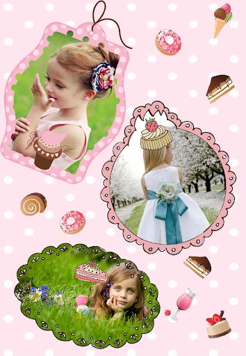 【免費攝影App】甜品相框-APP點子