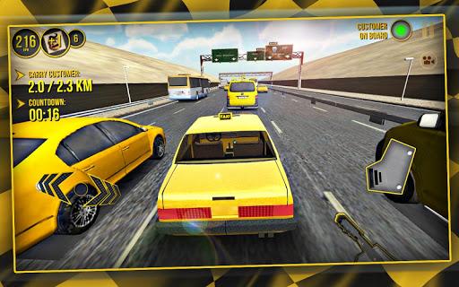 Taxi Car Simulator 3D 2014
