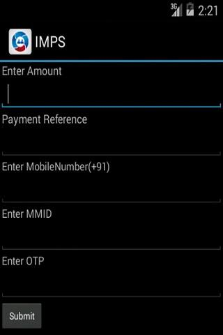 Recharges, TopUps and Payments - screenshot