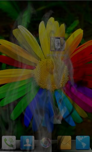 【免費娛樂App】煙熏屏幕-APP點子