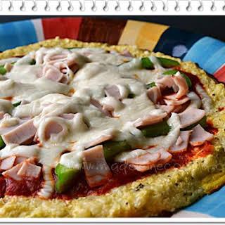 Cauliflower Pizza.