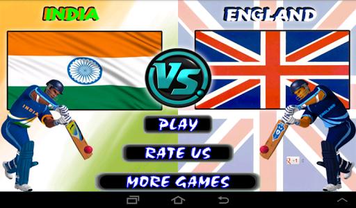 India England Cricket Blast