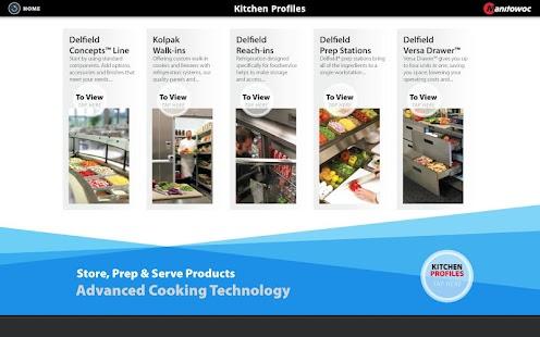 Manitowoc Kitchen Profiles- screenshot thumbnail