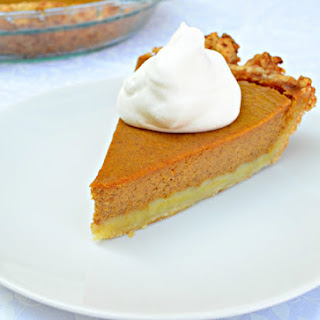 Skinny Pumpkin Pie.