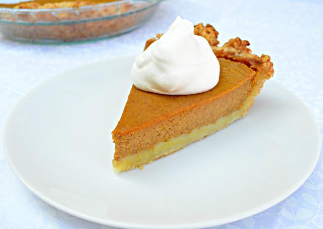 Skinny Pumpkin Pie Recipe