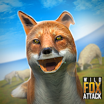 Wild Fox Attack Sim 3D Free 1.0 Apk