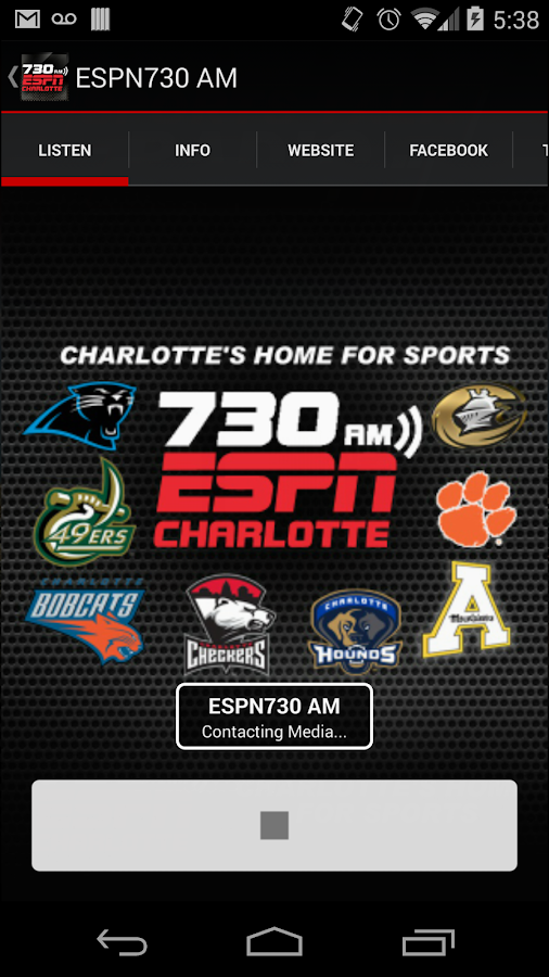 ESPN730 AM- screenshot