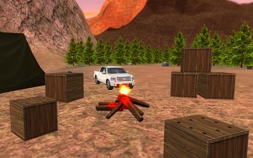4x4 Hill Climb Truck 3D