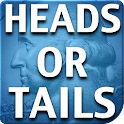 Heads or Tails : ANDROID WEAR icon