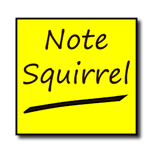 Note Squirrel