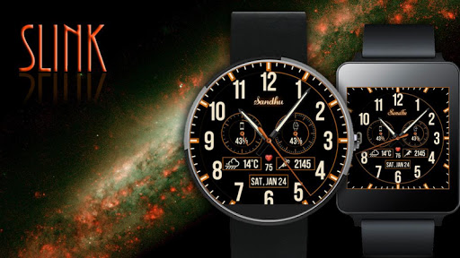 The Slink HD Watch Face