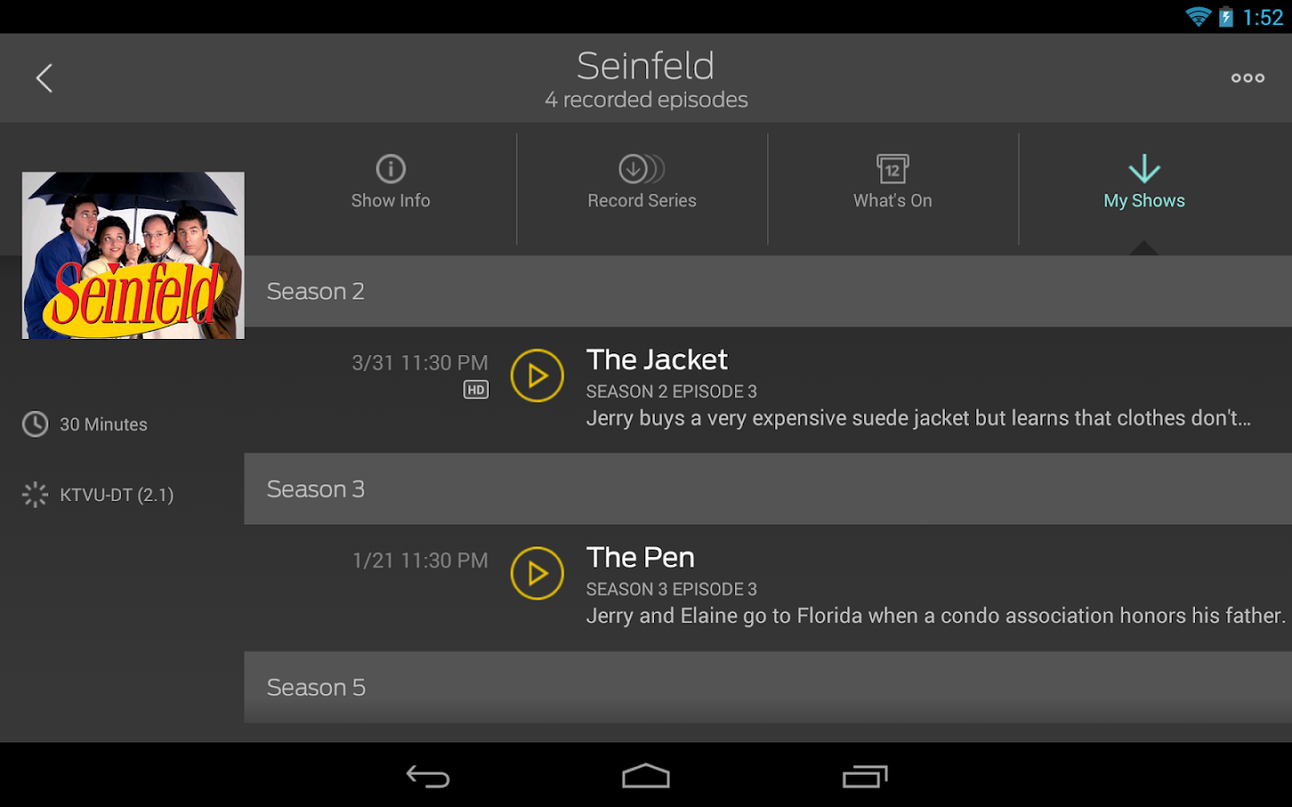 Simple.TV- screenshot