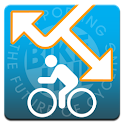 Bike Hub Cycle Journey planner logo