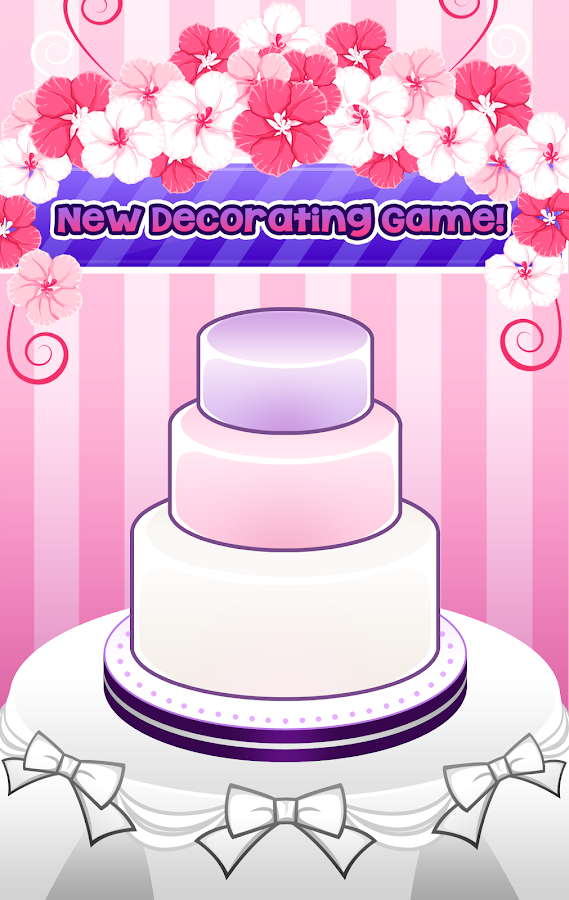 Wedding cake decoration android apps on google play for Amazing wedding cake decoration game