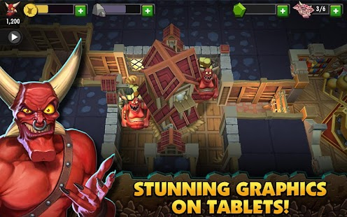 Dungeon  Keeper- screenshot thumbnail