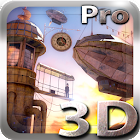 3D Steampunk Travel Pro lwp icon