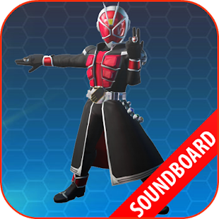 KAMEN RIDER WIZARD SOUNDBOARD APK for Blackberry | Download Android