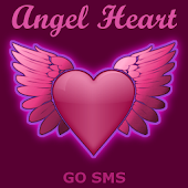 Dark Angel heart for GO SMS