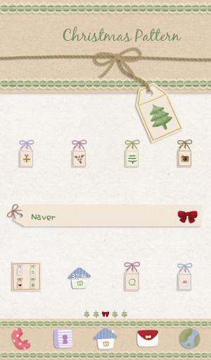 Christmas pattern 도돌런처테마