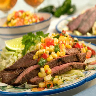 Southwestern Steak Salad.