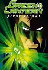 The Green Lantern: First Flight