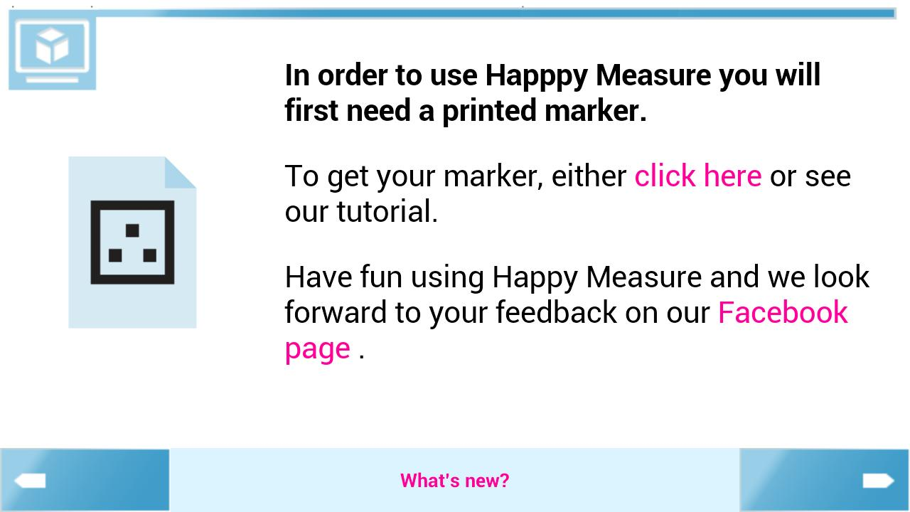 Happy Measure 3D Ruler- screenshot