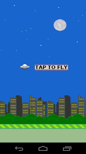 Floppy Saucer