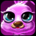 Funny Bunny Live Wallpaper icon
