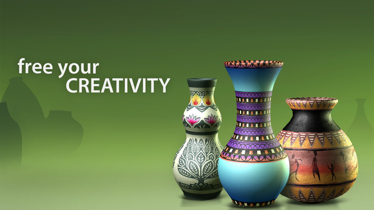 Let's Create! Pottery- screenshot