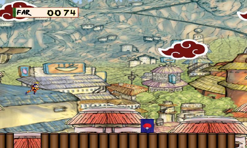 Naruto Adventure - screenshot