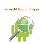 Android Search Helper