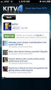 Alarm Clock KITV 4 Honolulu- screenshot thumbnail