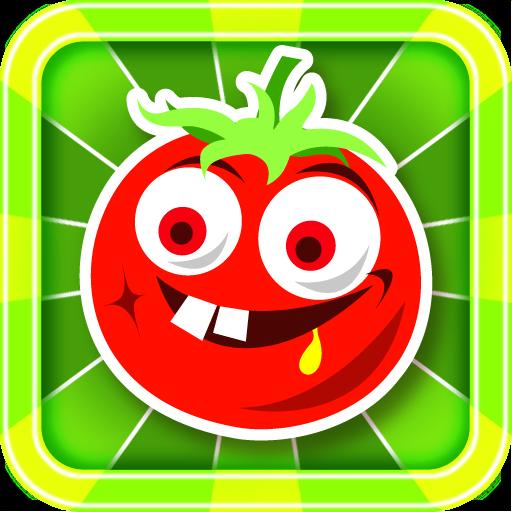 番茄人大戰殭屍怪 體育競技 App LOGO-APP試玩