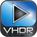 VHDR Lite logo