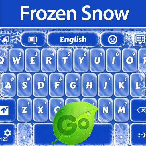 GOキーボード冷凍の雪 娛樂 App LOGO-APP開箱王