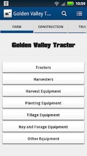 Golden Valley Tractor Inc