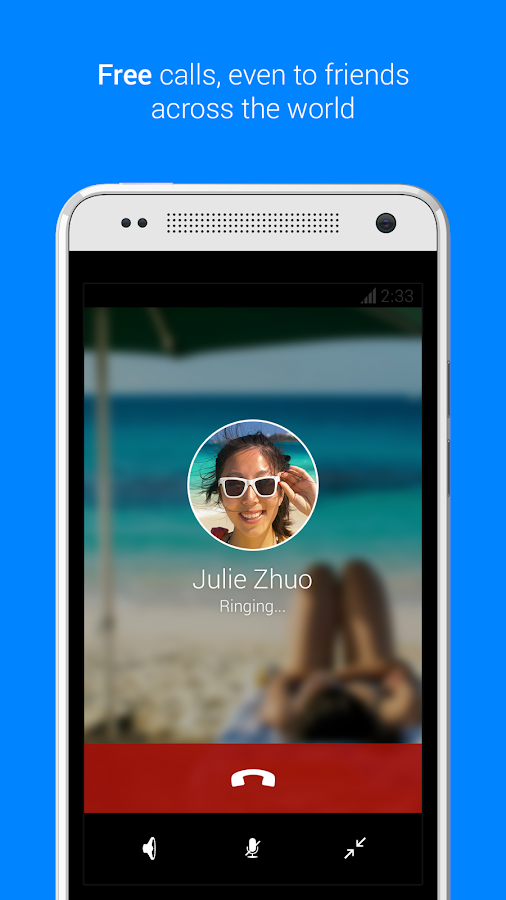 Facebook Messenger - screenshot