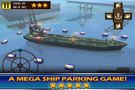 Big Boat Park:Fun 3D Ship Race