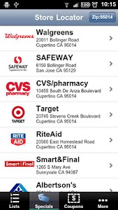 Grocery Pal (In-Store Savings) screenshot 1