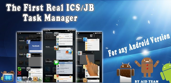 ICS Task Manager/Switcher FREE