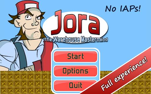 Jora the Warehouse - Demo