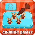 Cooking Ginger Biscuits icon