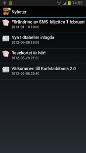 Karlstadsbuss - screenshot thumbnail
