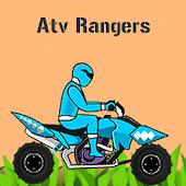 Blue Ranger Atv Game
