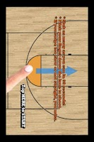 Screenshot of Basketball ShootAround 3D